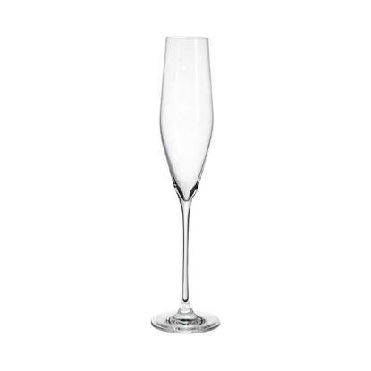 Зображення Келих для шампанського DIAMOND Прозорий V:190 мл. 10214421