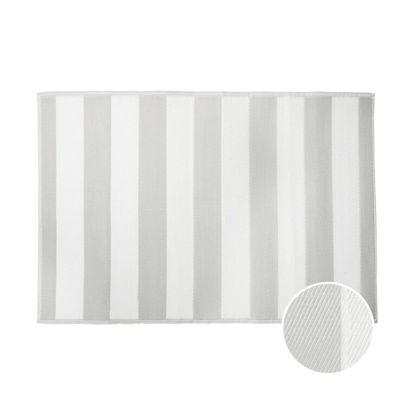 Зображення Килим для підлоги COLOUR CLASH Сірий 118х180 см. H:120 см. L:180 см. 10214549