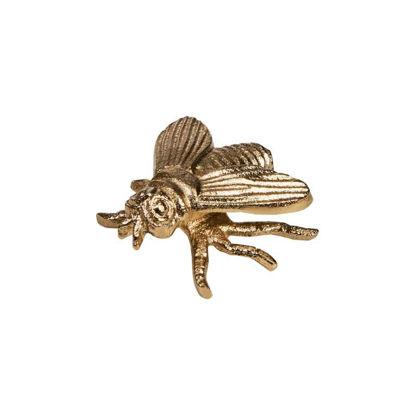 Зображення Комаха декоративна GOLDEN NATURE Золотий 6х6х2 см. 10214597