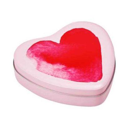 Изображение Емкость в виде сердца PAINTED LOVE Розовый в сочетании H:4.3 см. 10214604