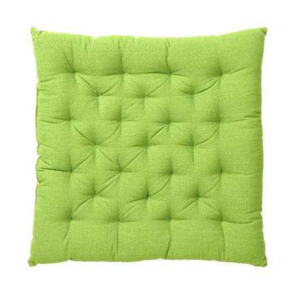 Зображення Подушка на стільчик CAPRI LOUNGE Зелений 42х42 см. 10214609