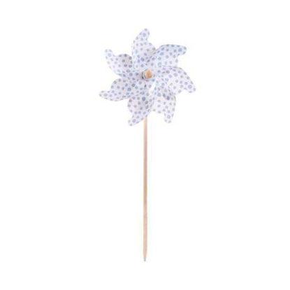 Изображение Мельница декоративная WINDY Синий 75 см. 10214757