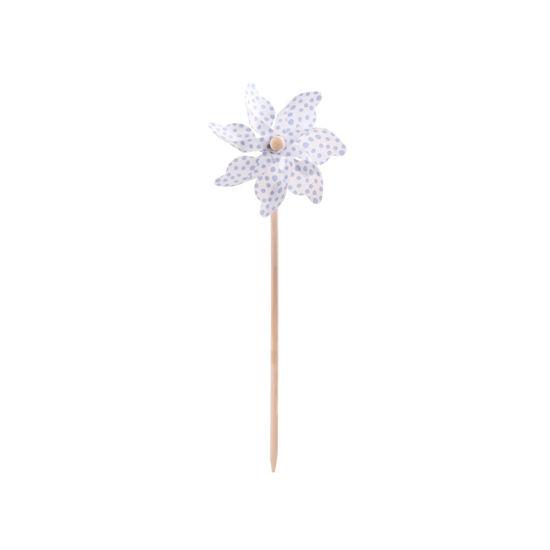 Зображення Вітряк декоративний WINDY Синій 48 см. 10214762