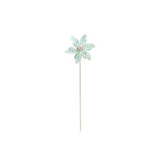 Зображення Вітряк декоративний WINDY Зелений 31 см. 10214769