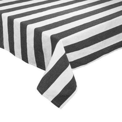 Зображення Скатертина LA LINEA Білий в поєднанні 160х160 см. 10214782