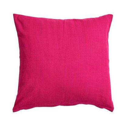 Зображення Подушка SOLID Пурпуровий в поєднанні 45х45 см. 10214790