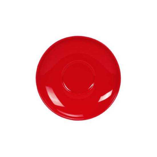 Изображение Блюдце MIX IT! Красный O:16.5 см. 10214849