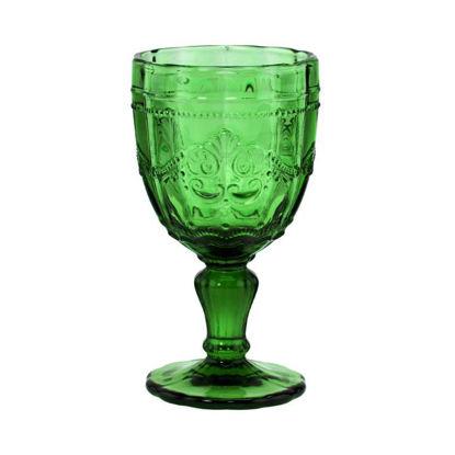 Зображення Келих VICTORIAN Зелений V:230 мл. 10214893