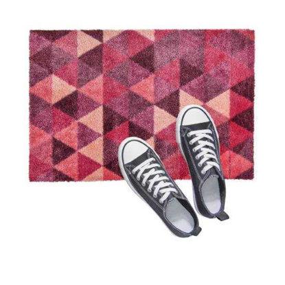 Зображення Килим для підлоги COME IN! Рожевий в поєднанні 67х44 см. 10214958