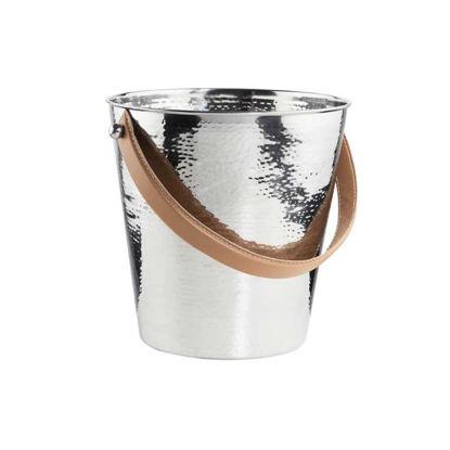 Зображення Відро для охолодження шампанського LORD Срібний H:23.5 см. V:250 мл. 10214964
