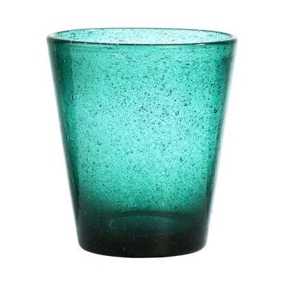 Изображение Стакан WATER COLOUR Зеленый в сочетании V:280 мл. 10214998