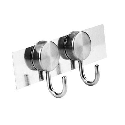 Зображення Гачки декоративні металеві HANG ON Срібний 10215081