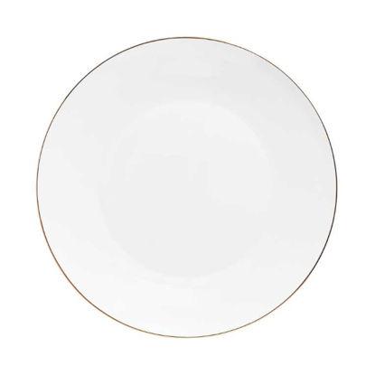 Зображення Тарілка GOLDEN AGE Білий в поєднанні O:27 см. 10215089
