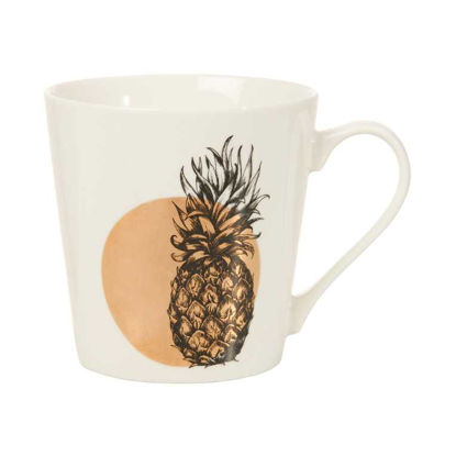 Зображення Чаша COFFEE DELUXE Білий V:350 мл. 10215242
