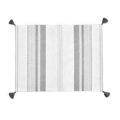 Изображение Подставка под тарелки SAVAGE Белый в сочетании 35х47 см. 10215512