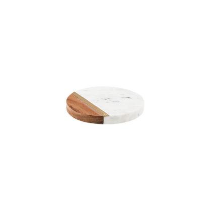 Изображение Подставка MARBLE KITCHEN Белый в сочетании O:10 см. 10215622
