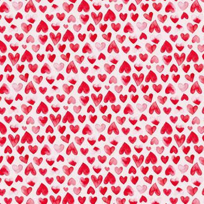 Зображення Папір для обгортання подарунків SURPRISE Білий в поєднанні 2м.x70см. 10215703