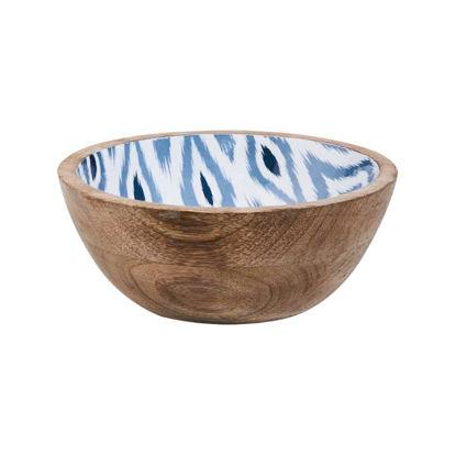 Изображение Миска декоративная COTE SAUVAGE Синий в сочетании O:18 см. 10215717