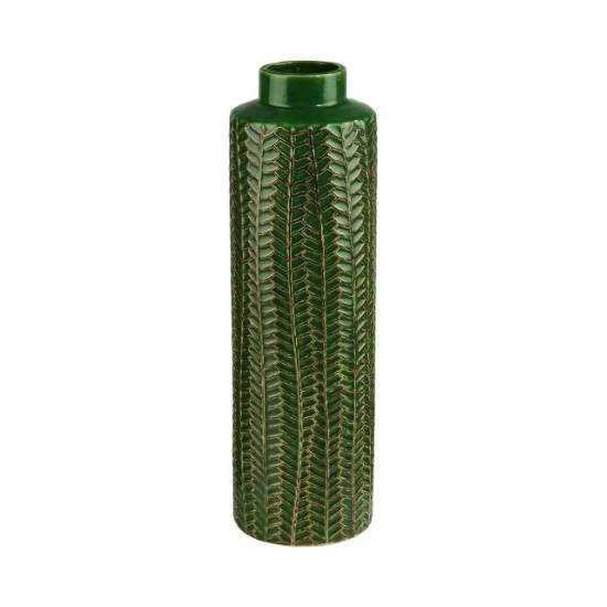 Изображение Ваза WILD GREEN Зеленый H:40 см. 10215720