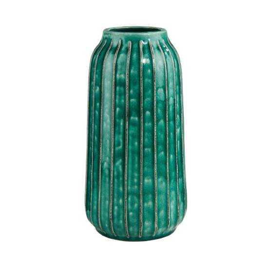 Зображення Ваза WILD GREEN Зелений H:26 см. 10215730