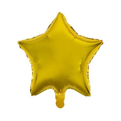 Зображення Кулька повітряна UPPER CLASS Золотий 10215755