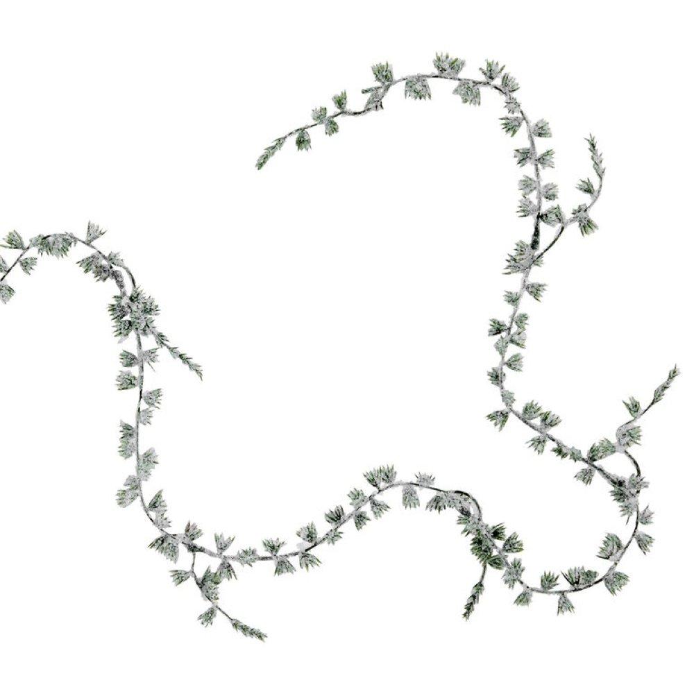 Зображення Гірлянда WINTERGREEN Сірий L:180 см. 10216109