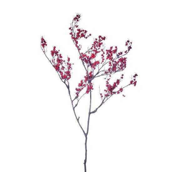 Зображення Гілка штучна WINTERGREEN Рожевий 103 см. 10216110