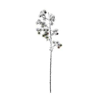 Изображение Ветка искусственная WINTERGREEN Зеленый в сочетании L:83 см. 10216114