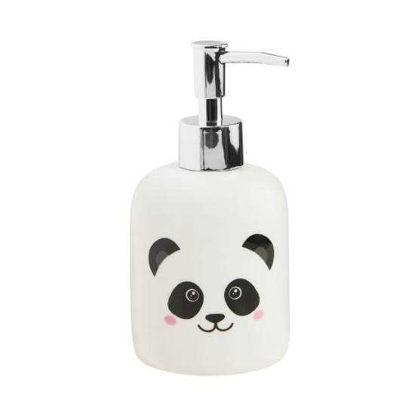 Зображення Диспенсер для мила SOAP STARS Білий в поєднанні H:16.5 см. 10216310