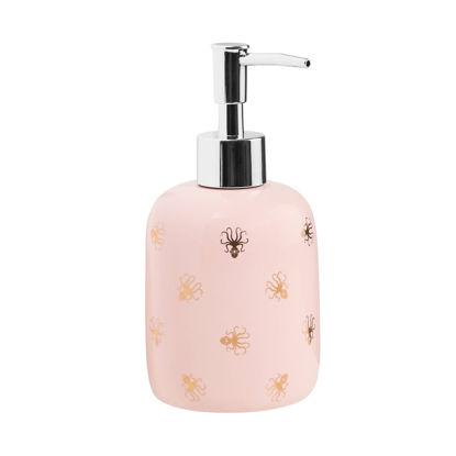 Зображення Диспенсер для мила SOAP STARS Рожевий H:16.5 см. 10216331