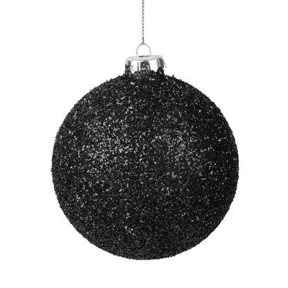 Зображення Кулька ялинкова HANG ON Чорний 10216381