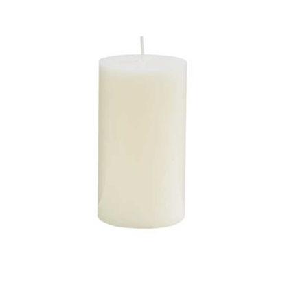 Зображення Свічка GLAZE Білий H:12 см. 10216456