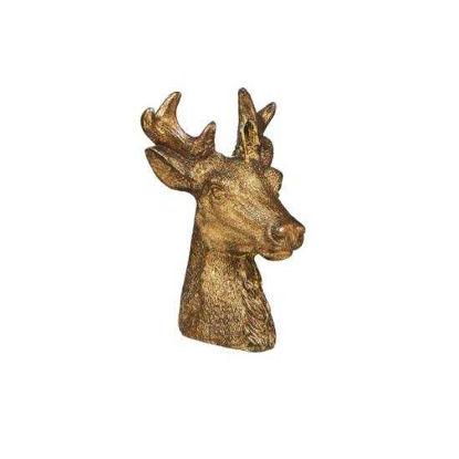 Зображення Свічка FLAMBEAU Золотий H:10.5 см. 10216587