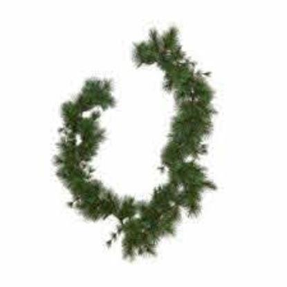 Изображение Гирлянда WINTERGREEN Зеленый L:270 см. 10216589