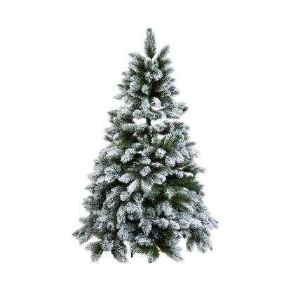Изображение Елка новогодняя искусственная TREE OF THE MONTH Зеленый H:210 см. 10216595