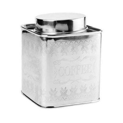 Зображення Ємність для зберігання кави MISS SOPHIE Срібний H:14.5 см. 10216944