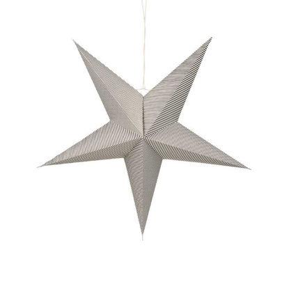 Зображення Підвіска новорічна LATERNA MAGICA Білий O:60 см. L:60 см. 10217111