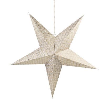 Зображення Підвіска новорічна LATERNA MAGICA Золотий O:60 см. 10217113