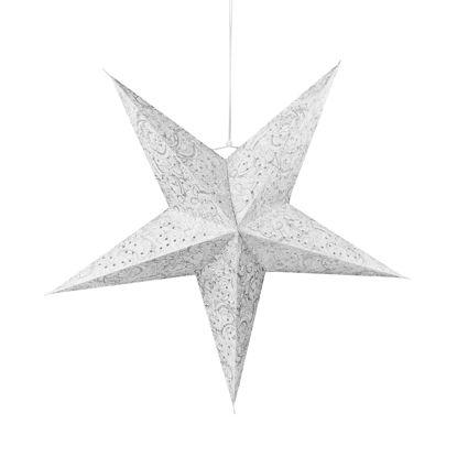 Зображення Підвіска новорічна LATERNA MAGICA Срібний O:60 см. 10217114