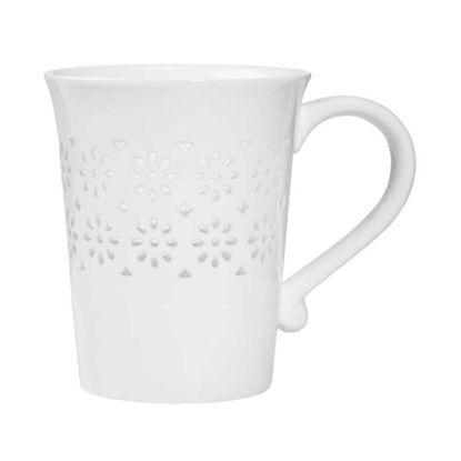 Изображение Чаша WHITE XMAS Белый V:400 мл. 10217301