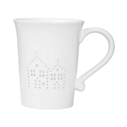 Зображення Чаша WHITE XMAS Білий V:400 мл. 10217305