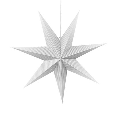 Зображення Підвіска новорічна LATERNA MAGICA Срібний O:60 см. 10217421