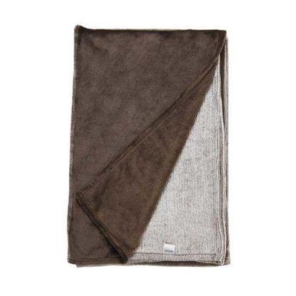 Изображение Одеяло LOFT Коричневый 150х200 см. 10217580