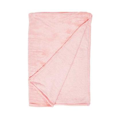 Зображення Покривало постільне LAZY DAYS Рожевий 200x150 см. L:200 см. 10217659