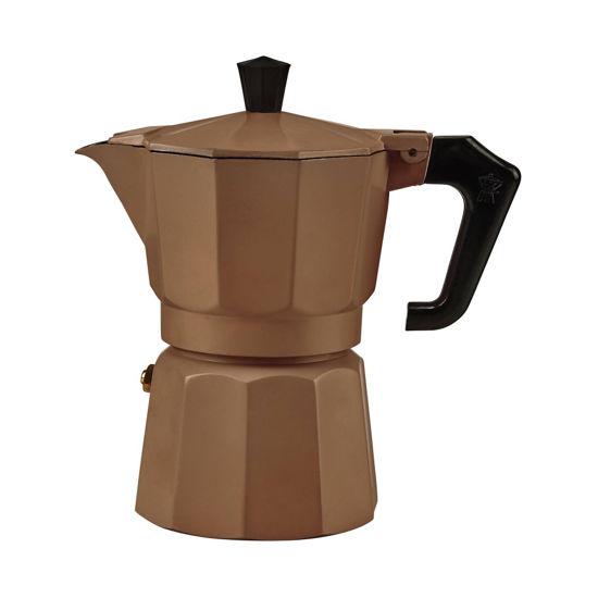 Изображение Заварник для кофе на 3 персоны ESPERTO Коричневый 10217836