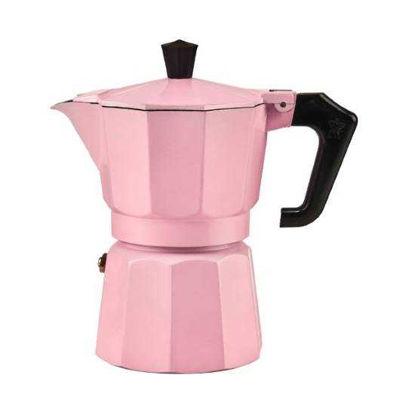 Изображение Заварник для кофе на 3 персоны ESPERTO Розовый 10217838