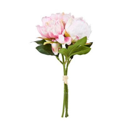 Изображение Цветок искусственный FLORISTA Розовый O:10 см. H:25 см. 10217871