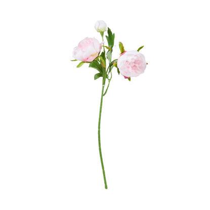 Изображение Цветок искусственный FLORISTA Розовый H:29 см. 10217885