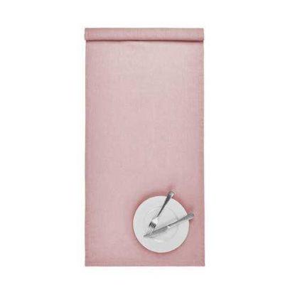 Изображение Подставка для тарелки RIGA Розовый 50х160 см. 10218016