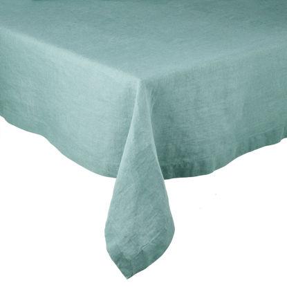 Зображення Скатертина RIGA Зелений 160Х250 см. 10218028